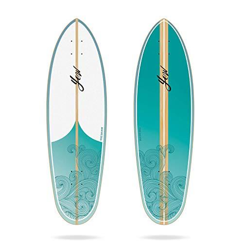 Mixte Adulte 40/ Multicolore YOW Waikiki Classic Series Deck Planche