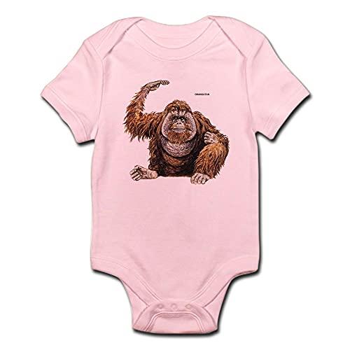ABADI Orangutan Ape - Body para bebé