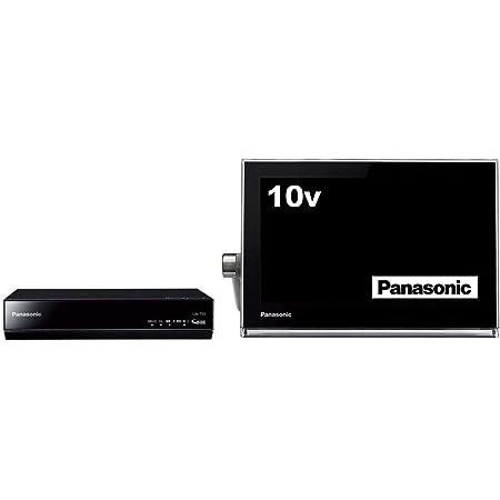 パナソニック 10V型 液晶 テレビ プライベート・ビエラ UN-10T5-K HDDレコーダー付 2015年モデル