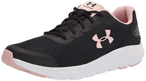 Under Armour Women's Surge 2 Running Shoe, Black...