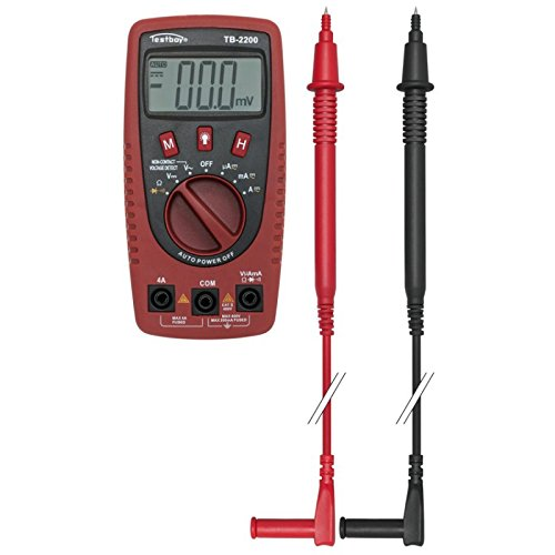 Digital-Multimeter, TESTBOY 2200
