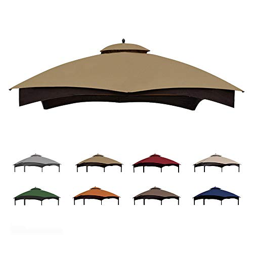 10 x 10 gazebo replacement cover - 7