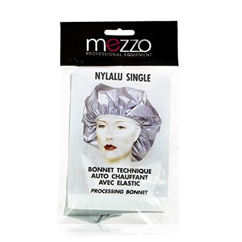 bonnet magicolor nylon alu elastique