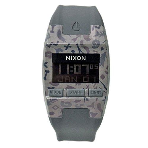 [ニクソン] NIXON 腕時計 ユニセックス COMP S コンプS デジタル 軽量 カーキカモ A3361716 A336-1716 [並...