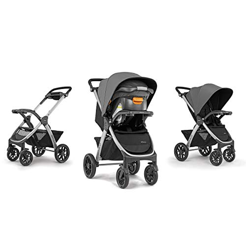 Chicco Bravo Trio Travel System - Camden