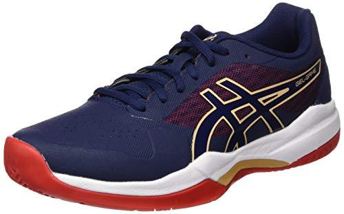 Asics Gel-Game 7, Tennis Shoe Mens, Violeta (Peacoat/Peacoat), 42.5 EU