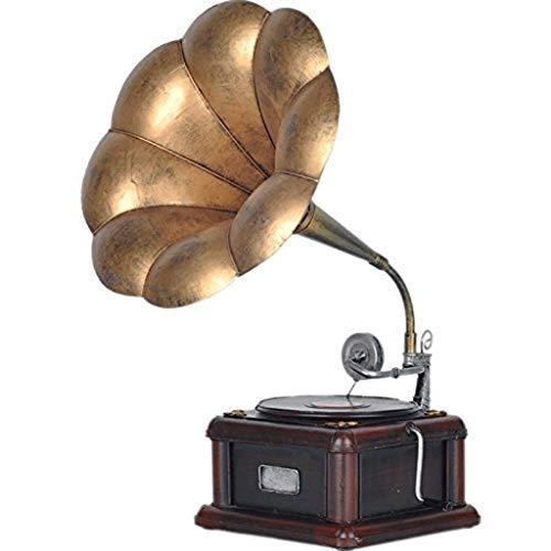 XiaoZou Mini Vintage Retro Classic Gramophone