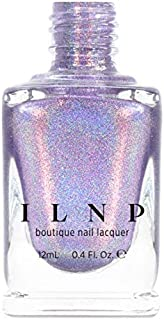 ILNP Heat Wave - Soft Purple Holographic Shimmer Nail Polish