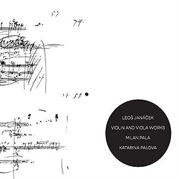 Leoš Janáček - Violin and Viola Works