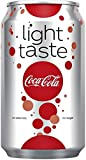 72 x Coca Cola Light cans, dosen, canettes, latas, lattine 0,33 L