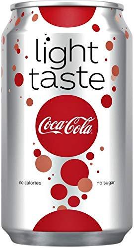 Coca Cola Light XXL-Paket Coke light (72x0,33l Dosen)