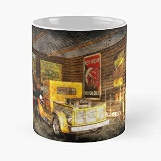 1930 Ford - Best Gift Ceramic Coffee Mugs 11 Oz