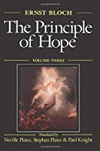 The Principle of Hope, Vol. 3 (Studies in Contemporary German Social Thought) (Volume 3)