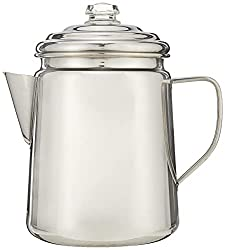 Coleman Stainless Steel 12 Cup Coffee Percolator Review