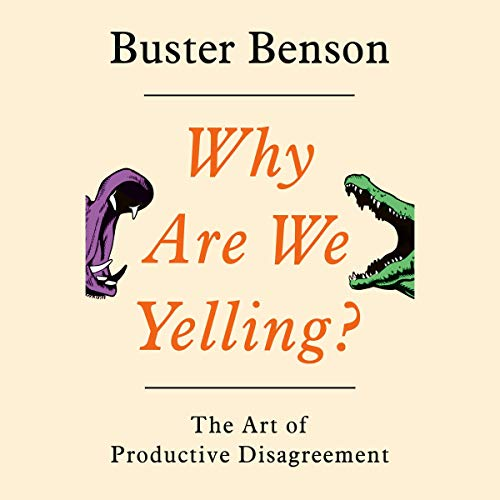 Couverture de Why Are We Yelling?