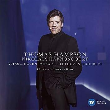 Arias by Haydn, Mozart, Beethoven & Schubert
