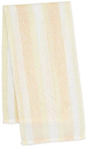 マーナ(MARNA)うさぎのしっぽのボディタオルイエローB009Y