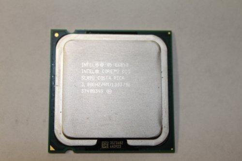 Intel Core 2 Duo E6850 Tray Conroe CPU Core 2 Duo 3000 MHz Socket 775 FCLGA 1333 FSB 4096 KB 65 W G0