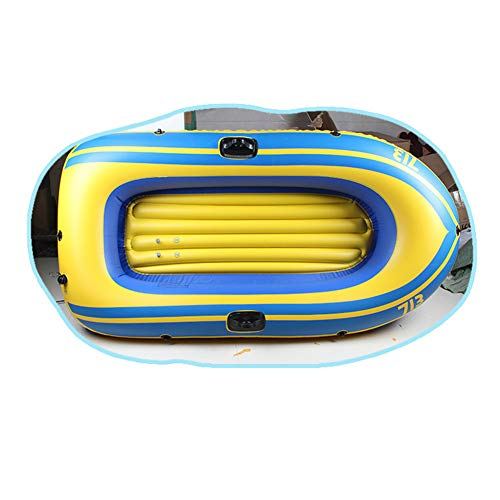 Hinchable Kayak, Juego De Botes Inflables con Remos Y Bomba, Bote Inflable...