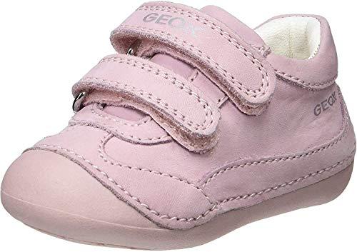 Geox Baby Mädchen B TUTIM A Sneaker, Pink (Lt Pink C8010), 22 EU