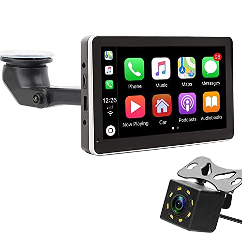 Road Top Neueste Drahtlose Apple Carplay Wired Android Auto Car Multimedia Player, 7