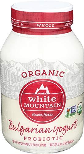 White Mountain, Organic Whole Milk Bulgarian Yogurt | Amazon