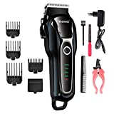 Haartrimmer Wiederaufladbare Professionelle Clipper Hund Trimmer Powerful Katze Cutter Grooming...