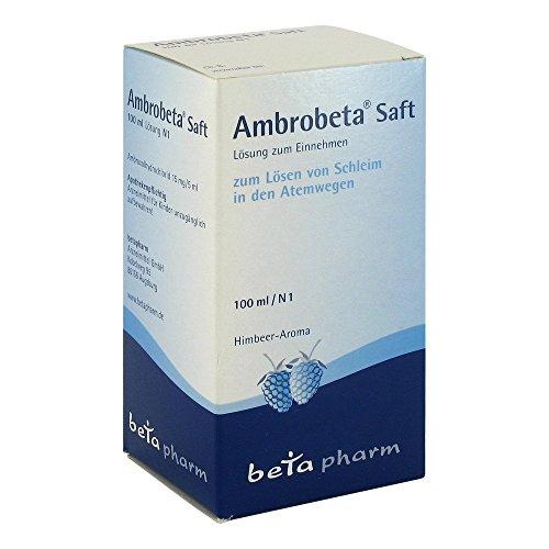 AMBROBETA Saft 100 ml