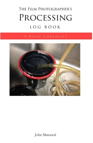 Price comparison product image The Film Photographers Processing Log Book: A Basic Checklist