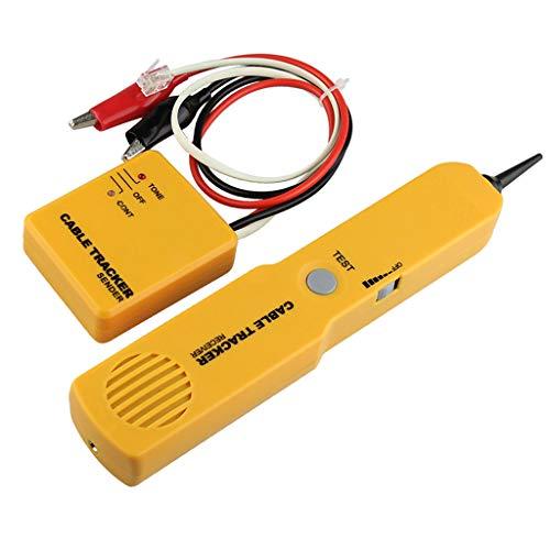 perfeclan Wire kabelsökare kabelsökare nätverksmakare utsändaren och mottagare för telefon LAN
