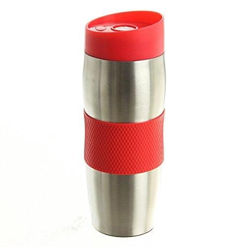 Maison Futée - Mug thermos isotherme - Rouge