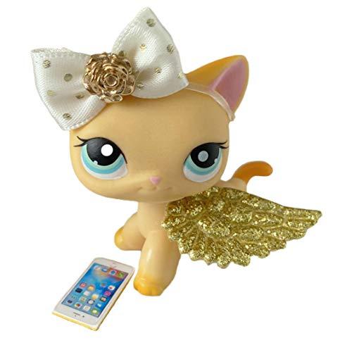 LPS Littlest Pet Shop Bow Angel Fairy Wings Accessories Lot