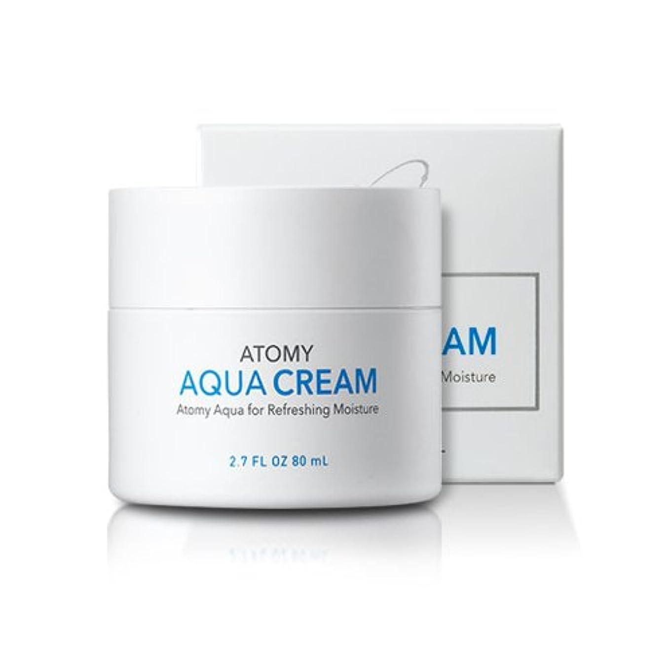 バレル冊子センチメートル[atomy] アクア水分クリーム aqua cream 80ml [並行輸入品]