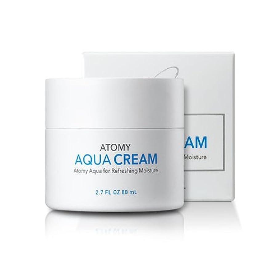 はい敬の念イタリアの[atomy] アクア水分クリーム aqua cream 80ml [並行輸入品]