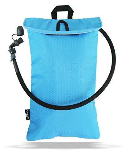 Cooler Bag Protective Sleeve for Up to 3L Hydration Water Bladder, Excellent Insulator Keeps Water Cool Protects Your Bladder, Water Resistant Pouch Fits Almost All Backpacks, Bladder is NOT Included