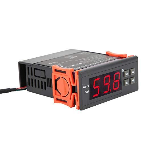 Pantalla LED digital AC220V Controlador de humedad para humidificador SVWL-8040
