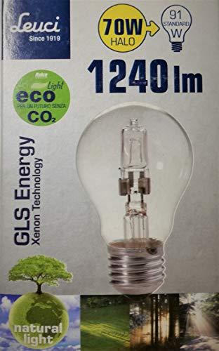 Lamp Halo druppelvorm 70W-E27