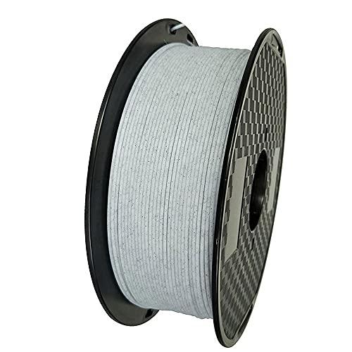 Filamento De La Impresora 3D, 1.75mm PETG Filamento De Mármol 1kg 500g 250g para Elegir Piedra De Filamento 3D como Materiales De Impresión con Carrete Sin Burbujas (Color : PETG Marble- 500g)
