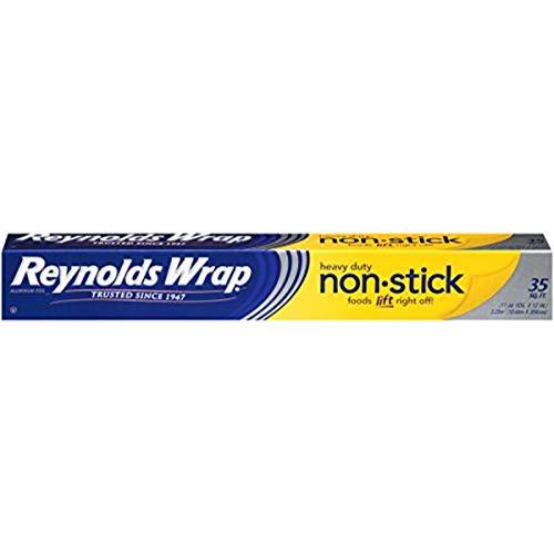 Non-Stick Aluminum Foil