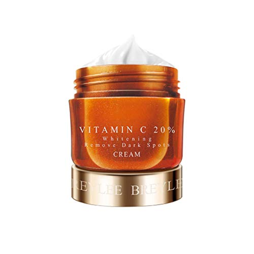 Whitening Cream Vitamin C 20% Vc Whitening Facial Cream Skin Repair Fade Freckles Remove