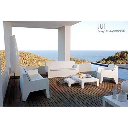 Vondom JUT - Salón de jardín con cojines