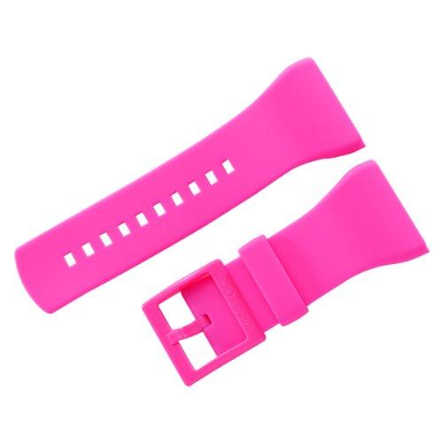 Wize & Ope Unisex ST-3 Pink Polyurethane Strap