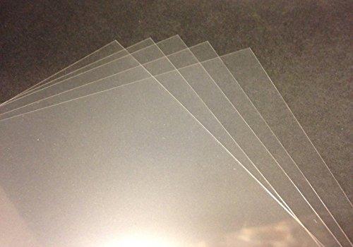 A3 OHP Acetato Transparencia Film Para Impresoras Láser & Copiadoras 20 Hojas