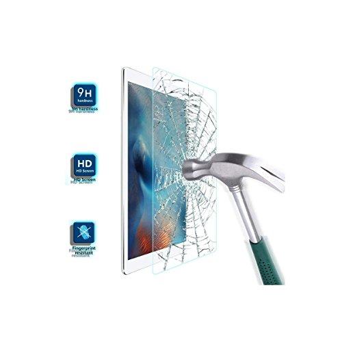 JollyFX iPad Pro 9.7 Cristal en calidad premium 9H vidrio templado Protector de pantalla cristal pantalla Protector de pantalla
