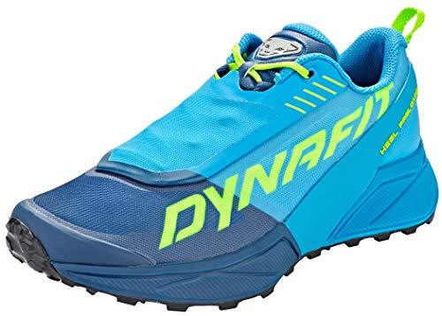 Dynafit Ultra 100, Zapatillas de Running Hombre, Poseidon/Methyl Blue, 45 EU