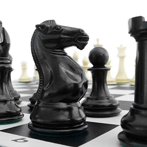 Best Chess Set Ever XL  Extra Heavy Weighted Chess Pieces