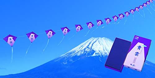 日本香堂 青雲 バイオレット バラ詰 箱155g [9007]