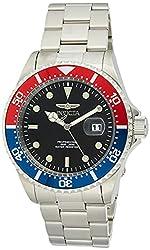 powerful Invicta Pro Diver Men's Quartz Watch Stainless Steel Strap Silver 22 Colors (Model: 23384)