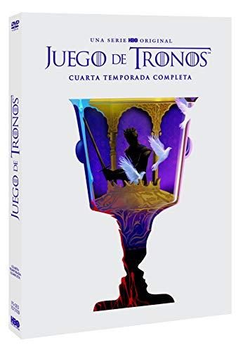 Juego De Tronos Temporada 4 Ed.Limitada R.Ball [DVD]
