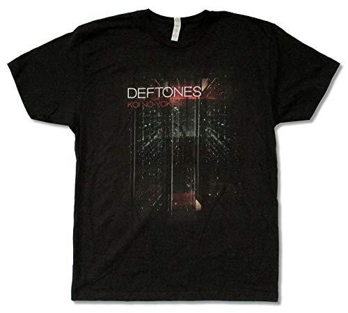 Deftones Koi No Yokan Tour 2012 Black T Shirt New Official